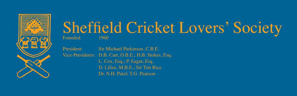 Sheffield Cricket Lovers' Society
