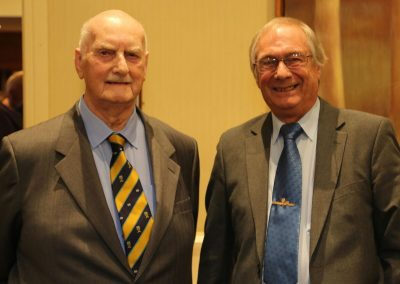 John Appleton & Alan Stimson