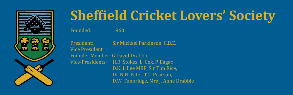 Sheffield Cricket Lovers' Society